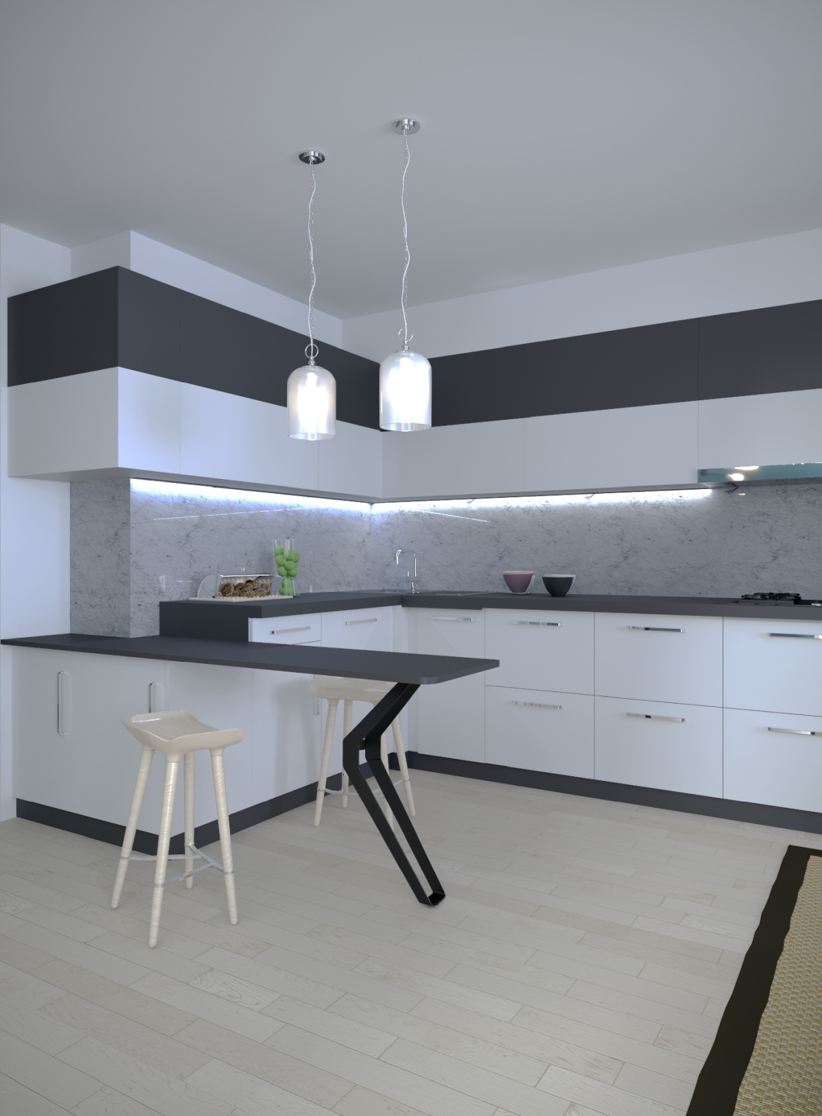 ion turcanu johny design interior modern bucatarie kitchen (1)
